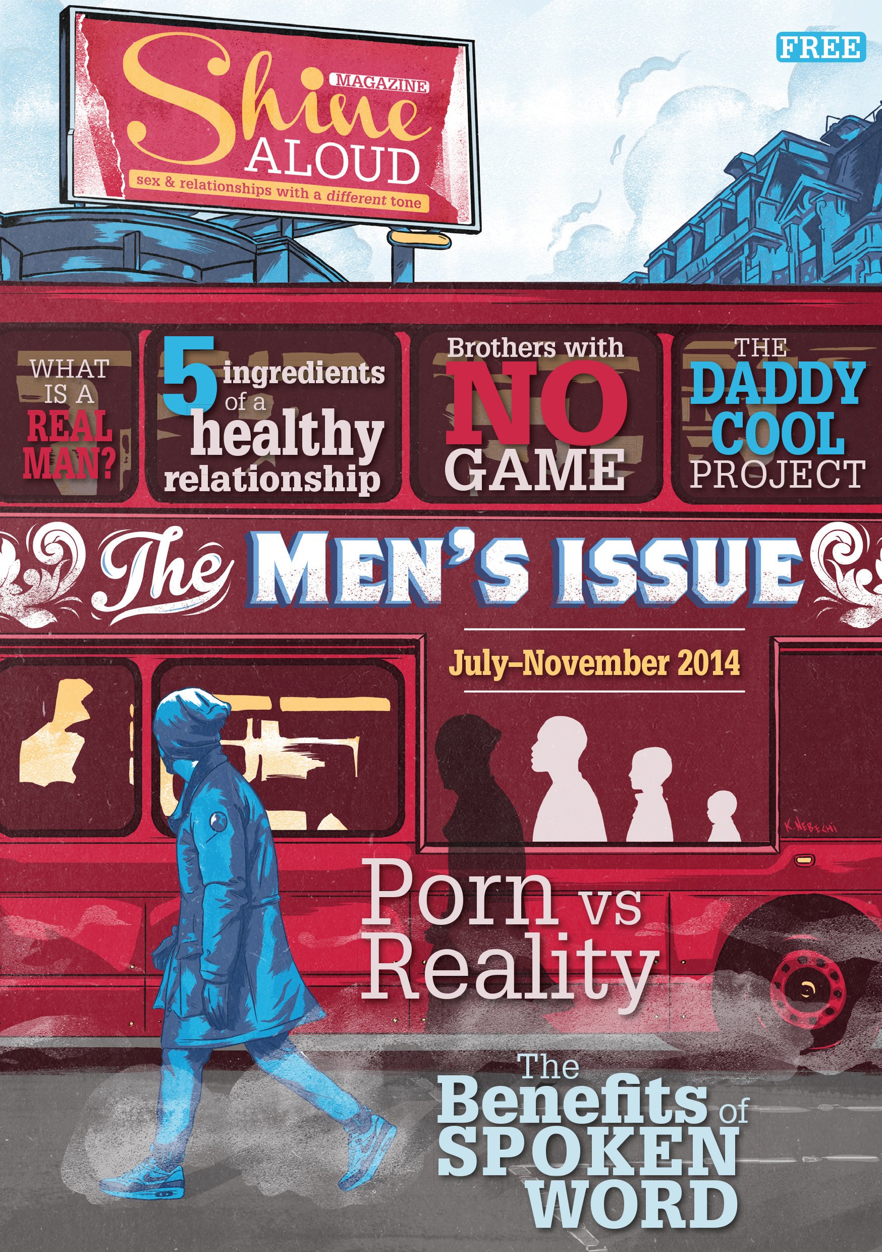 Issue 6 - JULY 2014