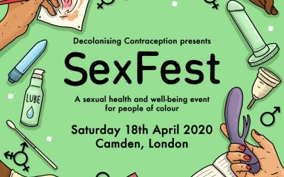 Volunteer at Sex Fest 2020