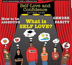 Shine ALOUD UK – Issue 7 – Self love & Confidence