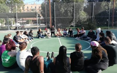 ESC RESOLVE: Social Action