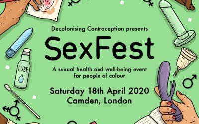 Volunteer at Sex Fest 2020