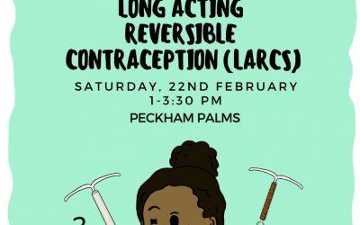 Let's Talk About Long Acting Reversible Contraception (LARCs)