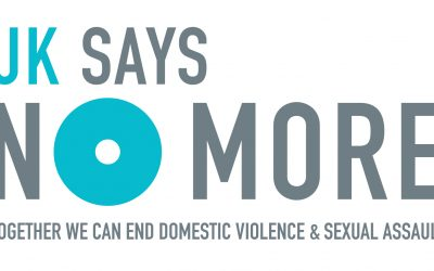 UK SAYS NO MORE Domestic Abuse Campaign